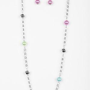 Showroom Shimmer - Multi Necklace